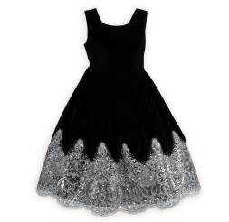 Dramatic sparkle girl s black velvet holiday special occasion dress