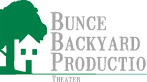 backyard productions bunce backyard productions needs a stage by greg bunce