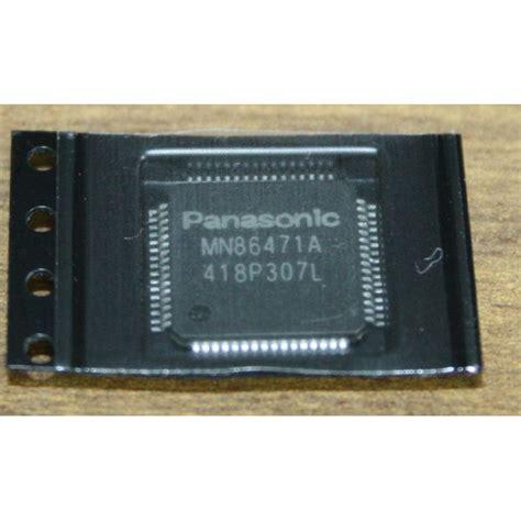 Ic Hdmi Panasonic Mn86471a For Ps4 Playstation 4 Cuh 1000 1100 Chip Ic Hdmi Panasonic Mn86471a Lqfp64 Utilizado Em