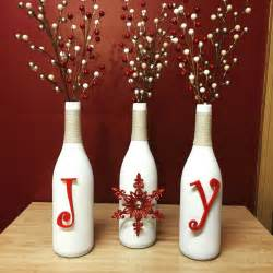 25 best ideas about wine bottle decorations on pinterest