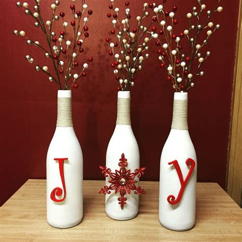 Wine Bottle Decorations by 25 Best Ideas About Wine Bottle Decorations On