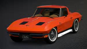 1963 chevrolet corvette sting c2 gt6 by