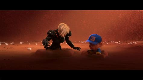 nuggets quicksand fans a sinking scene in the disney movie wreck it ralph