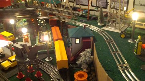 lionel layout youtube postwar lionel layout youtube