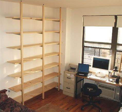 floor to ceiling shelves adjustable shelves for 250 free standing shelves libraries and to the wall