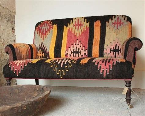 kilim loveseat kilim sofa rustic home decor pinterest this is me