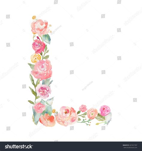 L Flower by Flower Letter L Pictures To Pin On Pinsdaddy
