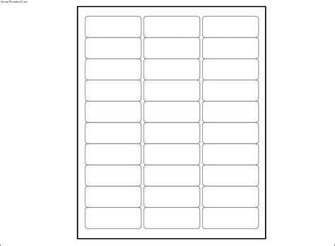 white label agreement template 98 avery labels 8160 template avery wizard lesson 6