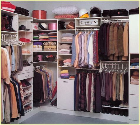 organizing a walk in closet how to organize a small walk in closet