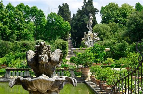 firenze giardini di boboli giardino di boboli florence boboli garden firenze