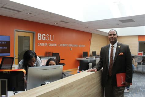 Bowling Green State Mba Career Services bgsu career center gets new roost where falcons can hatch