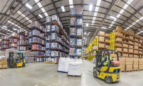 Warehouse Lighting by A 60 Energy Cut In Warehouse Lighting But It S Not Led