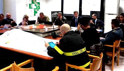 ministero dell interno test italiano test di protezione civile all energas di narni ministero