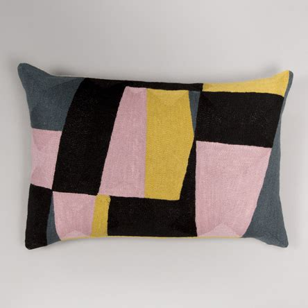 Handcrafted Cushions - charleston cushion cover niki jones