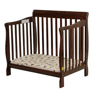 Convertible Mini Crib 3 In 1 On Me On Me Aden Convertible 3 In 1 Mini Crib In Espresso Baby Baby Furniture