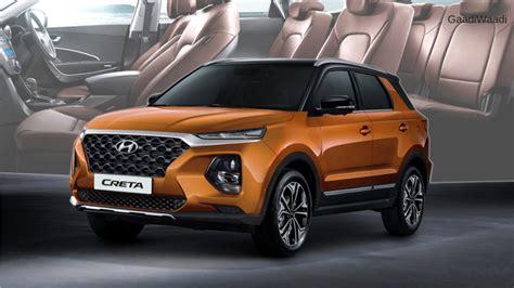 Hyundai Upcoming Suv 2020 by Next Hyundai Creta To Get Seven Seat Layout