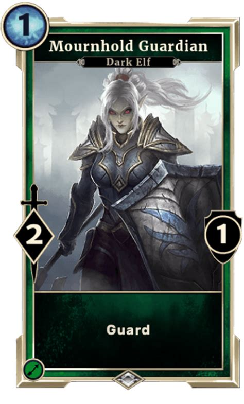 elder scrolls legends card template mournhold guardian elder scrolls legends wiki wiki