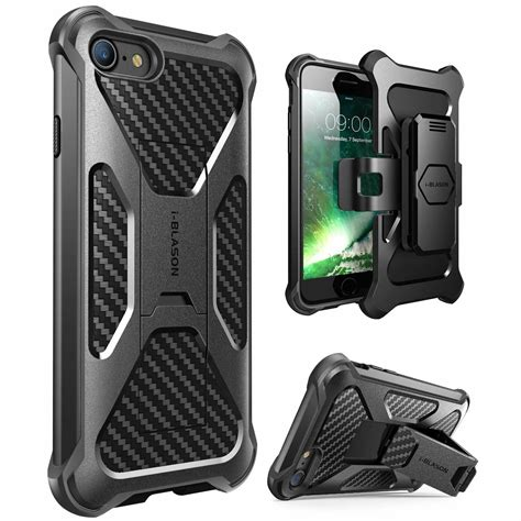 iphone 7 and 8 i blason transformer kickstand belt clip combo holster 2016 ebay