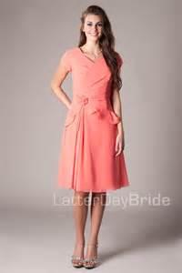 Fashion styles of modest bridesmaid dresses trendy dress