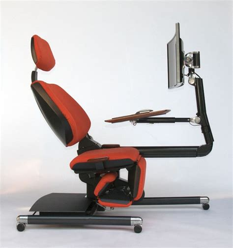 sit stand lay desk sit stand nifty new workstation lets you lie down on the
