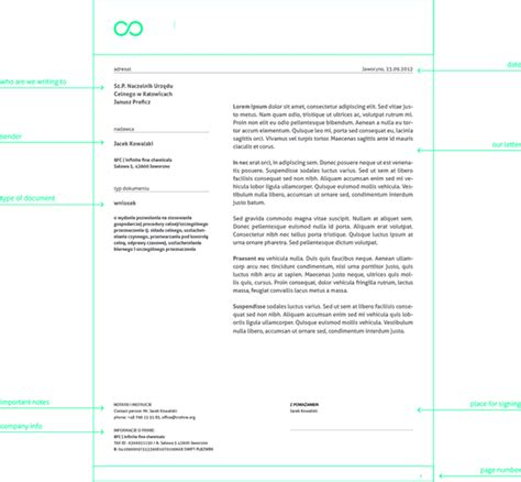 Mcdonald S Official Letterhead stationery design for chemical company on pantone canvas