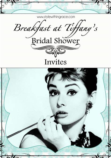 diy breakfast at s bridal shower invitations breakfast at s bridal shower invites style within grace