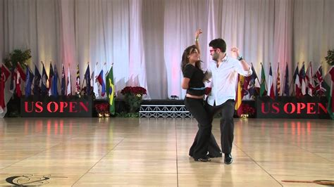 strictly swing ben morris torri smith 1st place 2012 us open chions