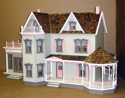 custom house doll amazing doll house plans 3 custom doll house plans smalltowndjs com