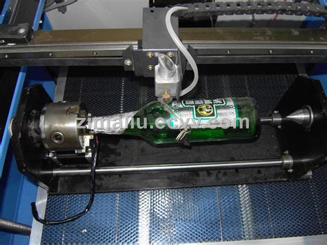Rotary Attachment Cylinder For 350 460 750 Cnc Co2 Laser