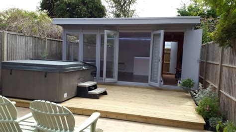 Sheds For Tubs by Summer House Tub Room Bakers Timber Buildings
