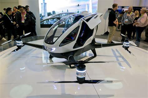 drone volante passenger drone