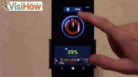 install a flashlight or torch on microsoft lumia 535 visihow