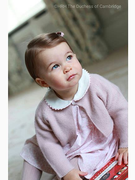 princess charlotte princess charlotte photos for first birthday people com