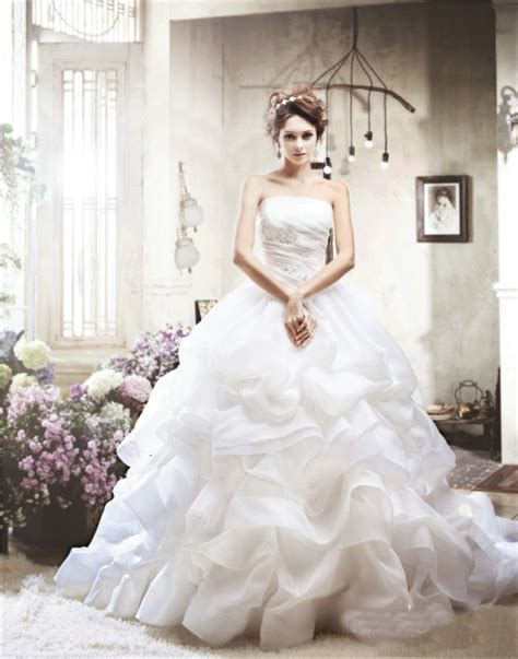 Wedding Dress Korean by Tidebuy