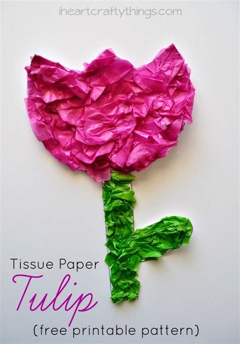 Arts And Crafts Tissue Paper Flowers - 371 best images about crafts on earth