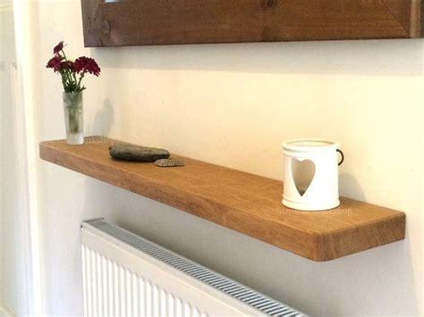 oak bathroom shelves 25 best ideas about oak floating shelves on
