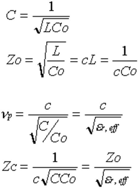 calculate inductance per unit length microstrip inductance per unit length 28 images an introduction to crosstalk measurements