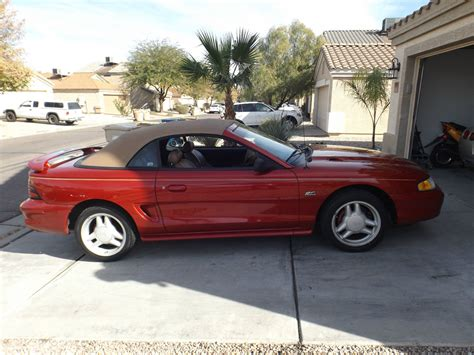 1994 mustang gt for sale 1994 ford mustang gt convertible quot quot quot quot quot quot mint condition