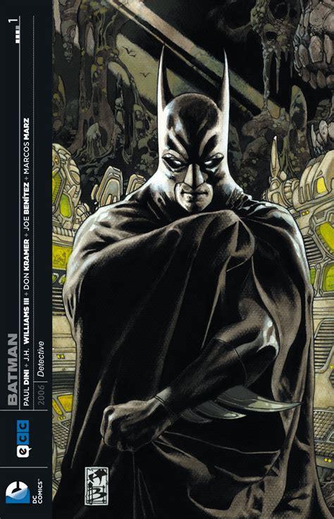 libro batman detective comics batman detective 1 de 4 de paul dini ecc espa 241 a libro 348 0 olola comic store