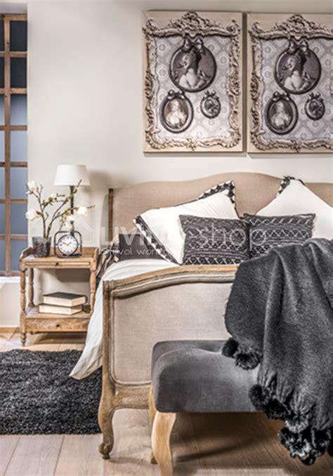 bedside l with outlet eiken bed landelijke stijl online kopen living shop