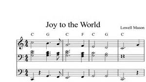 Joy to the world christmas sheet music piano organ amp keyboard book 2