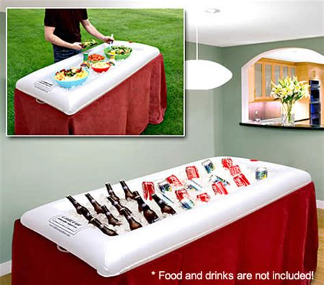 table top cooler for food and portable salad bar buffet table top cooling