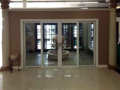 Patio Doors 12 Foot Sliding Glass Doors