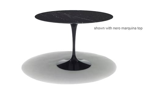 sarineen tabelle saarinen dining table nero marquina marble hivemodern