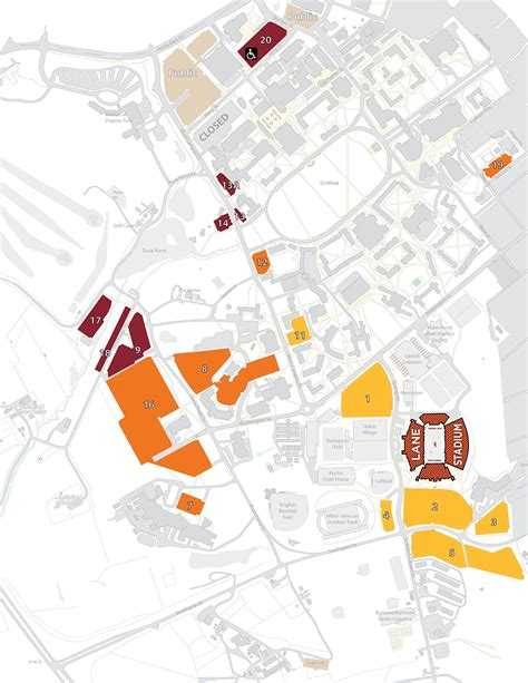 virginia tech cus map virginia tech athletics hokiesports