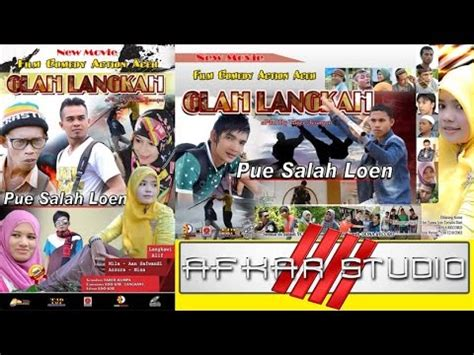 film comedy action indonesia film action dan comedy aceh quot glah langkah quot youtube