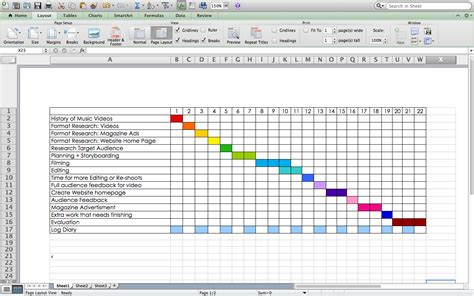 create timetable media a2 time managment timetable