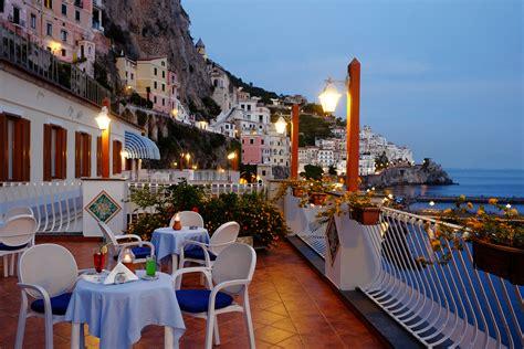 hotel terrazzo solarium e terrazzo hotel la bussola amalfi