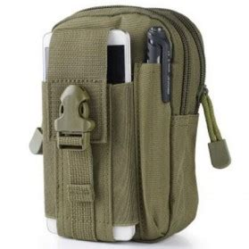 Tas Pinggang Tactykal Army Green everki ekp119 flight checkpoint friendly backpack fits up
