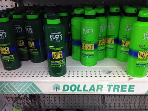 dollar tree free garnier style products
